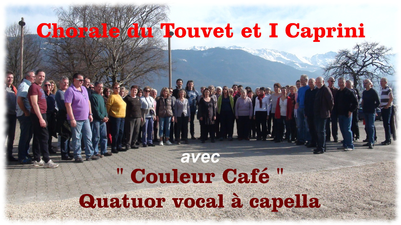 Chorale et CoulCaf